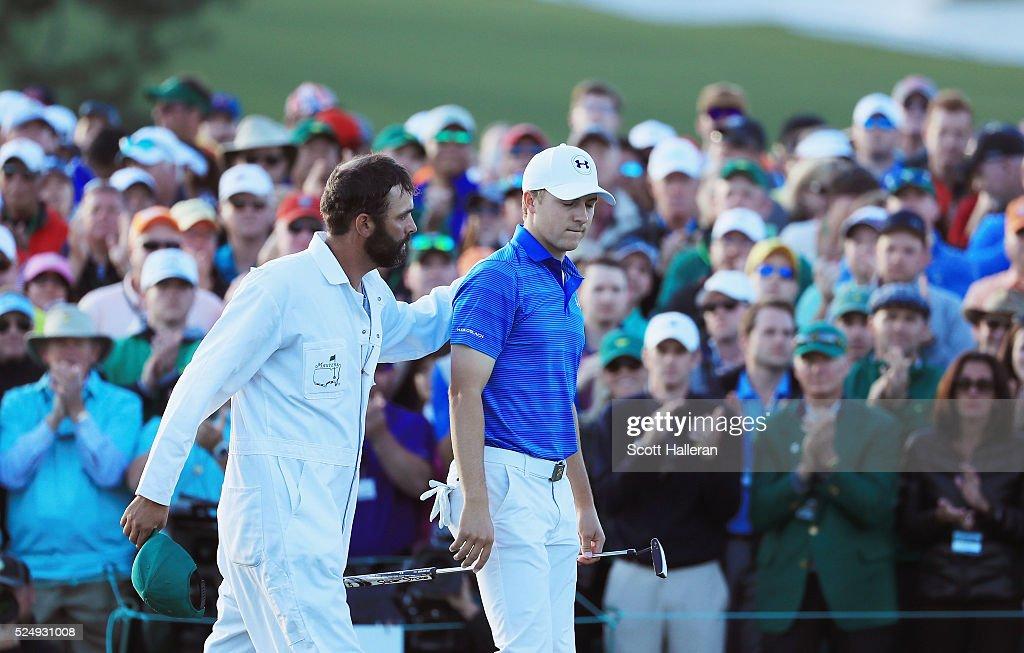 2016 Masters- Final Round : News Photo