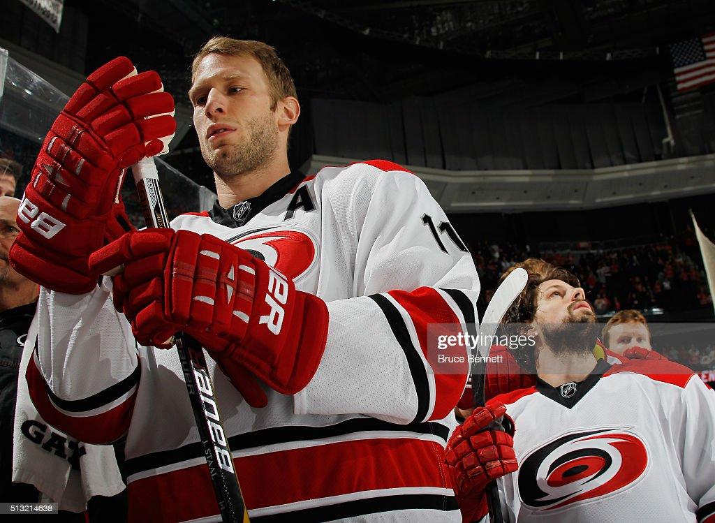 Carolina Hurricanes v New Jersey Devils : News Photo