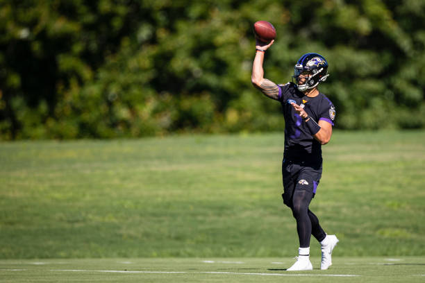 MD: Baltimore Ravens Mandatory Minicamp