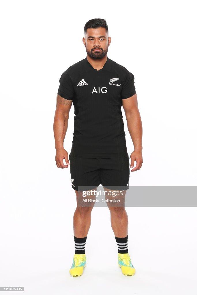 2018 New Zealand All Blacks Headshots Session : ニュース写真