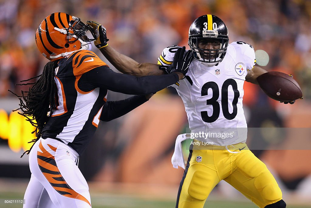 Wild Card Round - Pittsburgh Steelers v Cincinnati Bengals