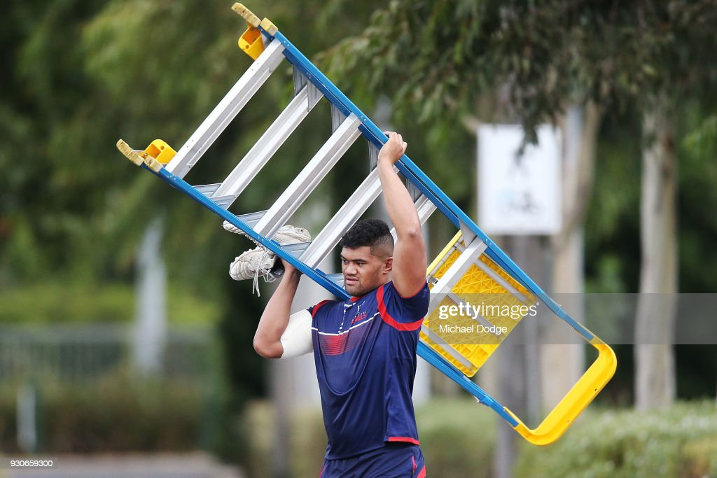 Melbourne Rebels Training Session : News Photo