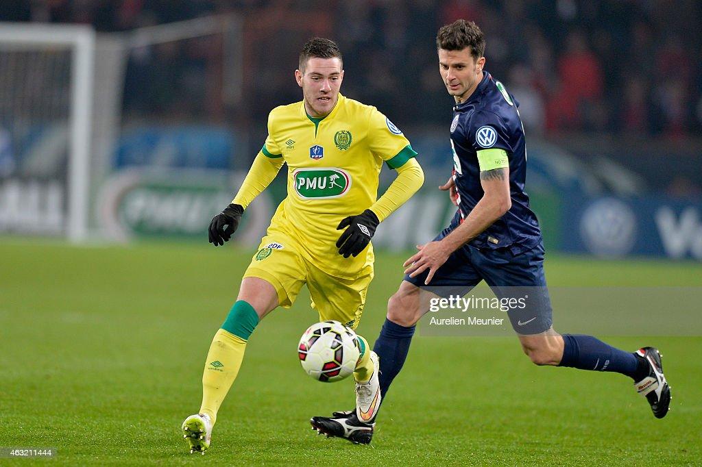 Paris Saint-Germain FC v FC Nantes - French Cup : News Photo