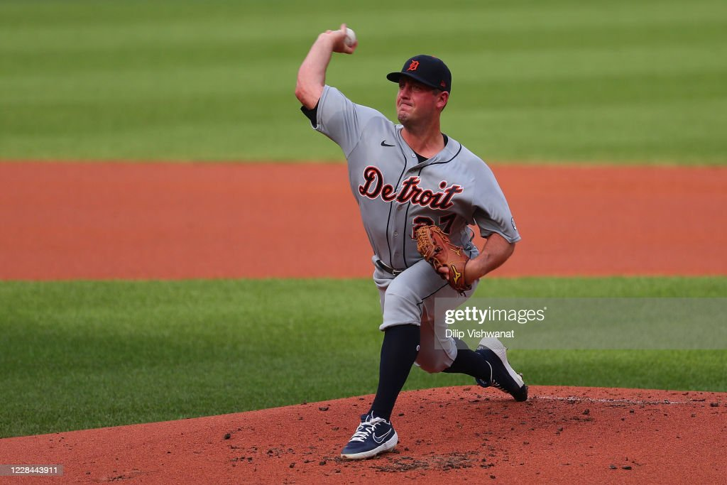 Detroit Tigers v St Louis Cardinals - Game Two : News Photo