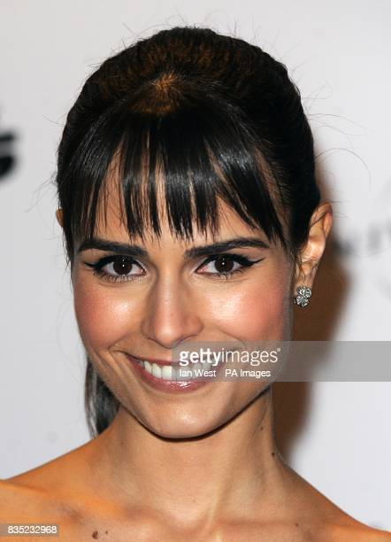 Jordana Brewster arriving for the UK Premiere of Fast and Furious at the VUE cinema Leicester Square London