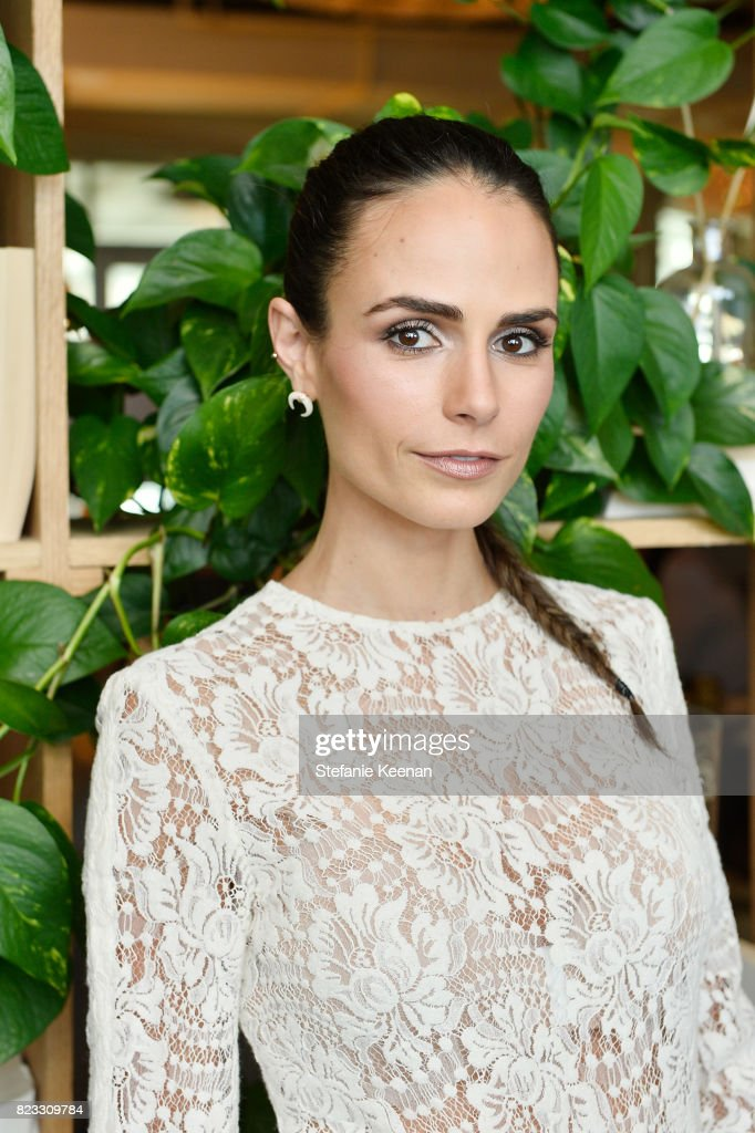 Jordana Brewster at Cuyana Essential Women Event on July 26, 2017 in West Hollywood, California.