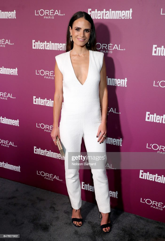 Jordana Brewster attends the 2017 Entertainment Weekly Pre-Emmy Party at Sunset Tower on September 15, 2017 in West Hollywood, California.