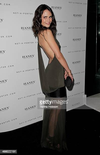 79c6b50a01af Jordana Brewster attends the Haney PretACouture launch hosted by NetAPorter  at mmhhmmm at The Standard Hollywood