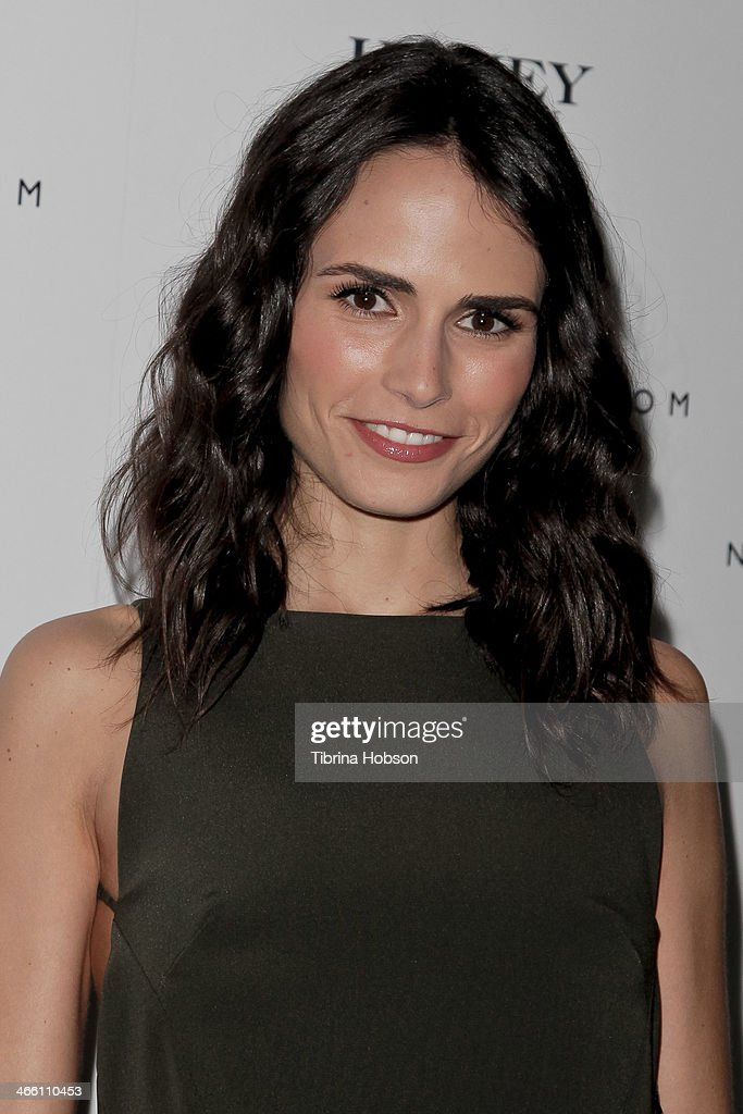 26ef1971af56 Jordana Brewster attends the Haney Pret-A-Couture launch hosted by ...