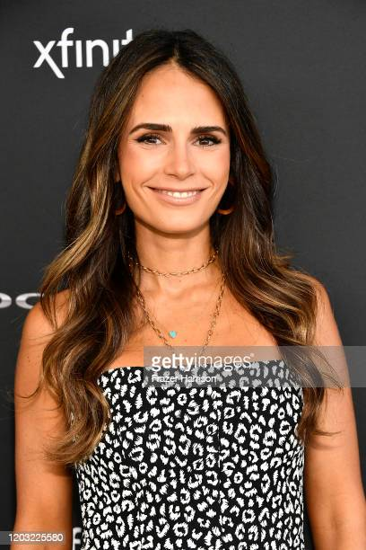 Jordana Brewster attends Universal Pictures Presents The Road To F9 Concert and Trailer Drop on January 31 2020 in Miami Florida