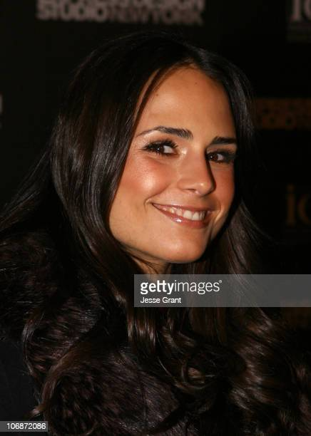 Jordana Brewster during A Night of Music and Fashion Hosted by Express to Benefit The Center For Innovative Education at Smashbox Studios in Culver...