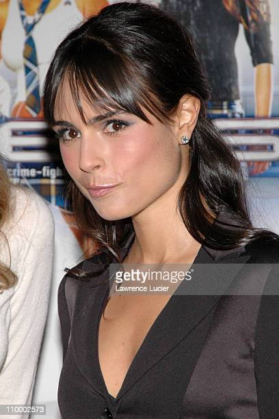 Jordana Brewster during DEBS New York City Premiere at Chelsea's Clearview 9 in New York City New York United States