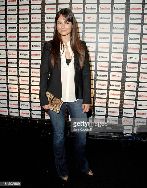 Jordana Brewster during Entertainment Weekly Magazine Celebrates The 2006 Photo Issue at Quixote Studios in West Hollywood California United States