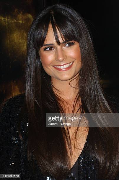Jordana Brewster during 'The Texas Chainsaw Massacre The Beginning' Los Angeles Premiere Arrivals at Grauman's Chinese Theatre in Hollywood...