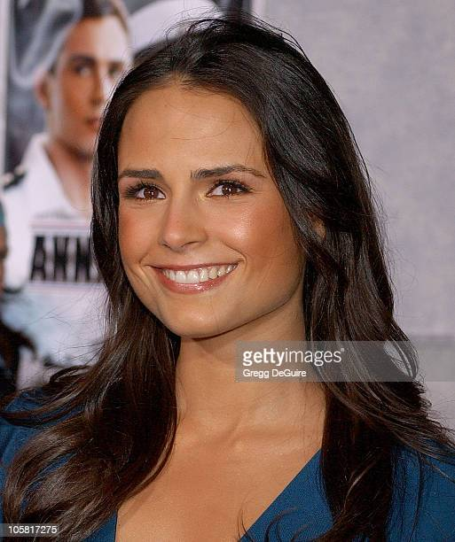 Jordana Brewster during Touchstone Pictures' Annapolis World Premiere Arrivals at El Capitan Theatre in Hollywood California United States