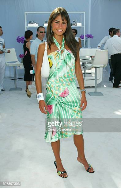 Jordana Brewster in Dior during Dior Dance for Life to Benefit the Aaliyah Memorial Fund a Program of the Entertainment Industry Foundation at...