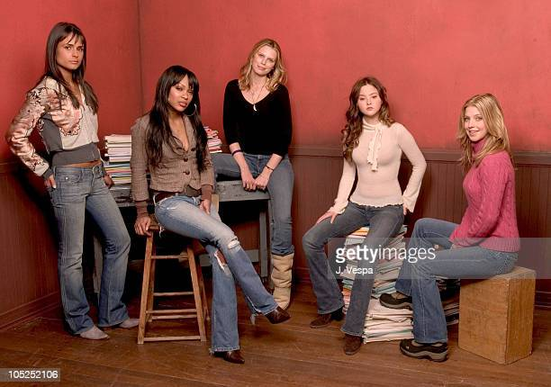 Jordana Brewster, Meagan Good, Sara Foster, Devon Aoki and Jill Ritchie