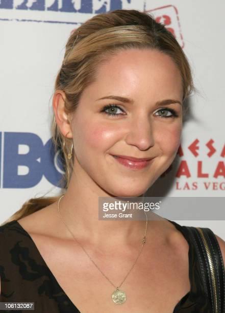 Jordana Spiro 12699_JG_490jpg during TBS Comic Relief 2006 Red Carpet at Caesars Palace in Las Vegas Nevada United States