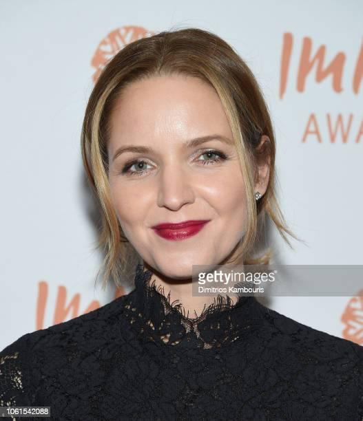 Jordana Spiro attends CARE's 2018 Impact Awards at Mandarin Oriental New York on November 14 2018 in New York City