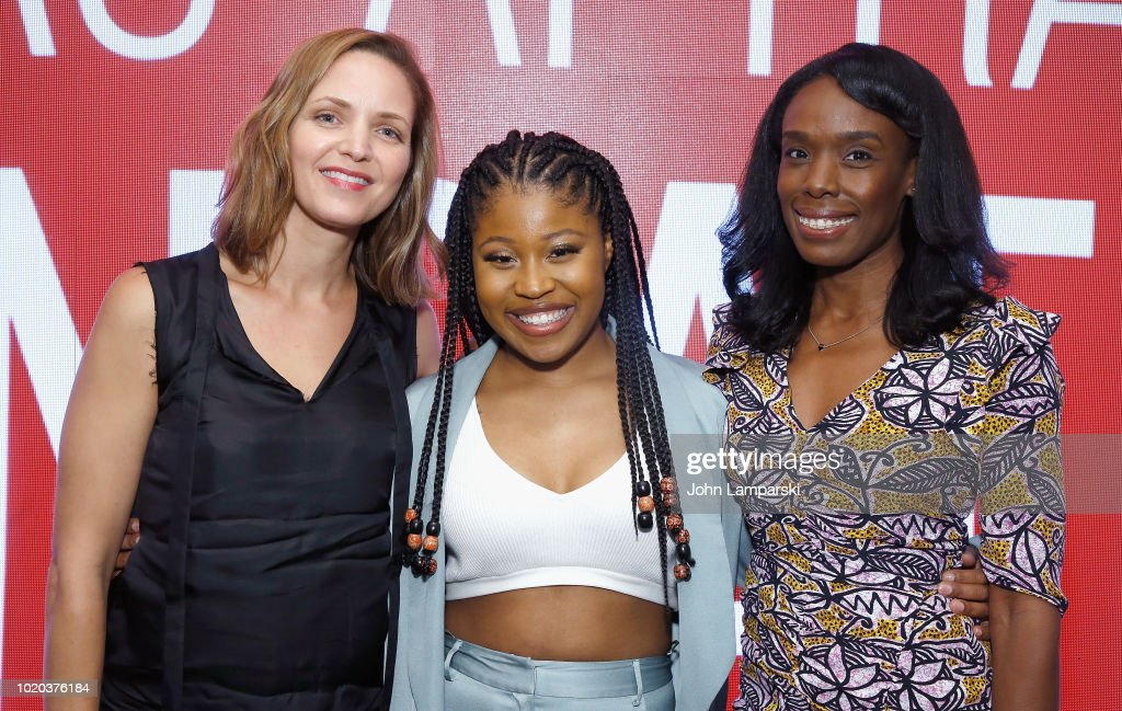 "SAG-AFTRA Foundation Conversations: ""Night Comes On"" With Dominique Fishback & Jordana Spiro"