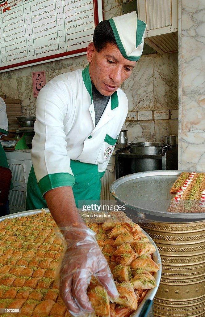 Great Jordan Eid Al-Fitr Food - jordanian-pastry-chef-arranges-a-tray-of-pastries-on-the-first-day-of-picture-id1673388?k\u003d6\u0026m\u003d1673388\u0026s\u003d612x612\u0026w\u003d0\u0026h\u003dSFLgxGU2YaT7jJKBm-5MisPvsXJLzJGph_nuAQTCoic\u003d  HD_13996 .com/photos/jordanian-pastry-chef-arranges-a-tray-of-pastries-on-the-first-day-of-picture-id1673388?k\u003d6\u0026m\u003d1673388\u0026s\u003d612x612\u0026w\u003d0\u0026h\u003dSFLgxGU2YaT7jJKBm-5MisPvsXJLzJGph_nuAQTCoic\u003d