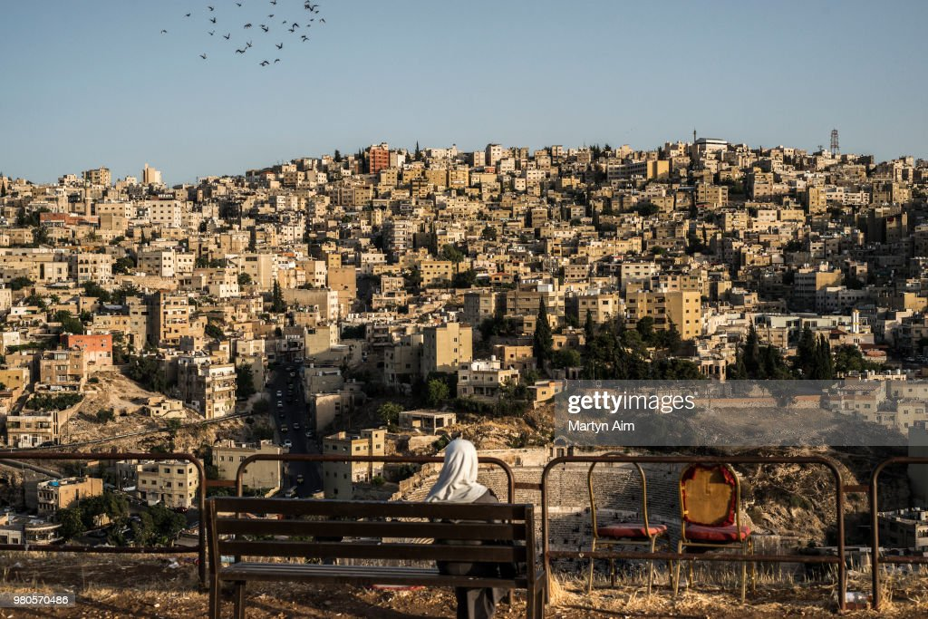 Views Of Amman In Jordan : News Photo