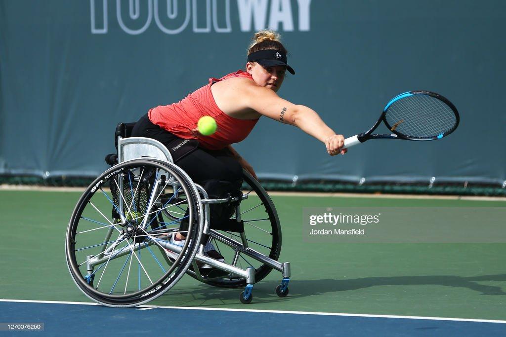LTA Wheelchair Tennis Tournament : News Photo