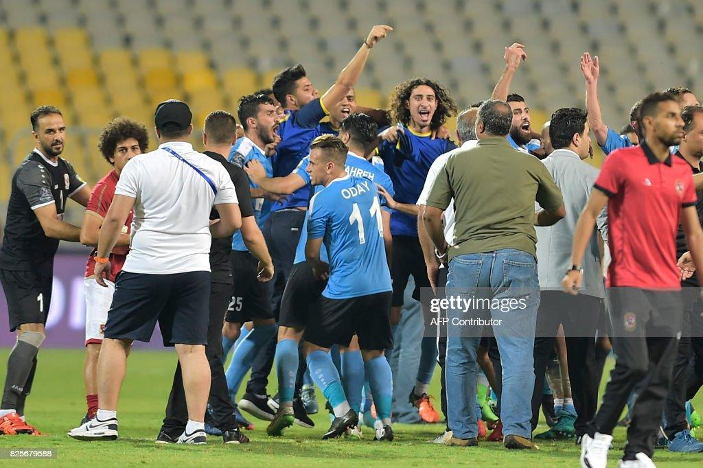 Arab match