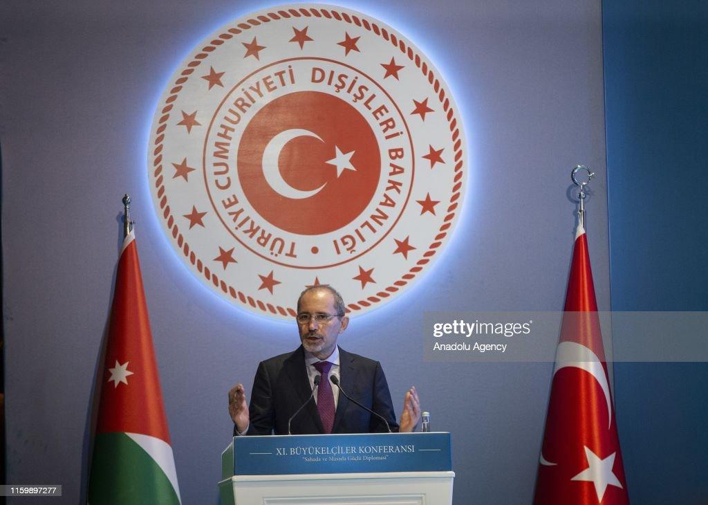 11th Ambassadors' Conference : News Photo