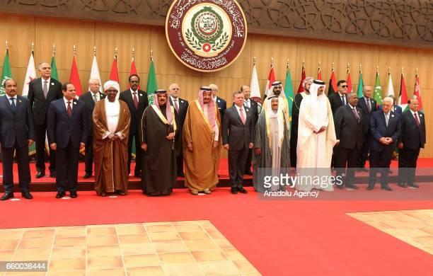 Jordan's King Abdullah II Saudi Arabia's King Salman bin Abdulaziz Al Saud Egyptian President Abdel Fattah elSisi Palestinian President Mahmoud Abbas...