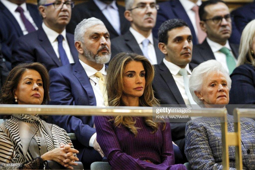 JORDAN-POLITICS-ROYALS : News Photo