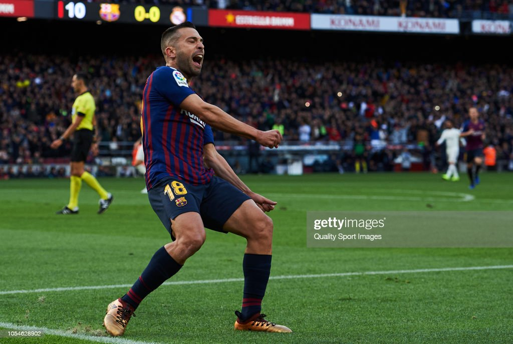 FC Barcelona v Real Madrid CF - La Liga : ニュース写真