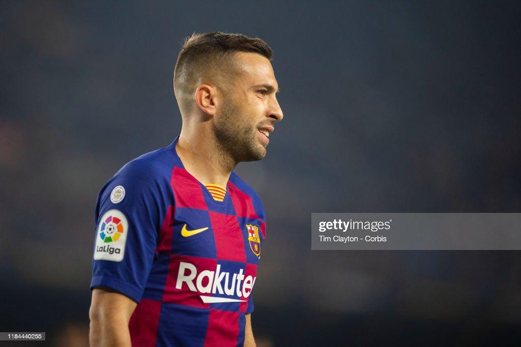 Barcelona V Real Valladolid, La Liga regular season. : ニュース写真
