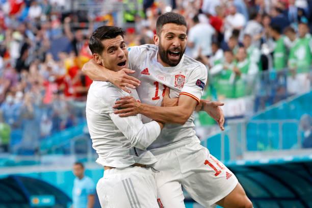 RUS: Switzerland v Spain - UEFA Euro 2020: Quarter-final