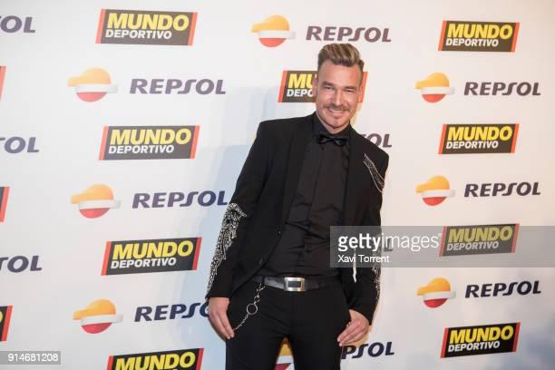 Jordi Dalmau attends the photocall of the 70th Mundo Deportivo Gala on February 5 2018 in Barcelona Spain