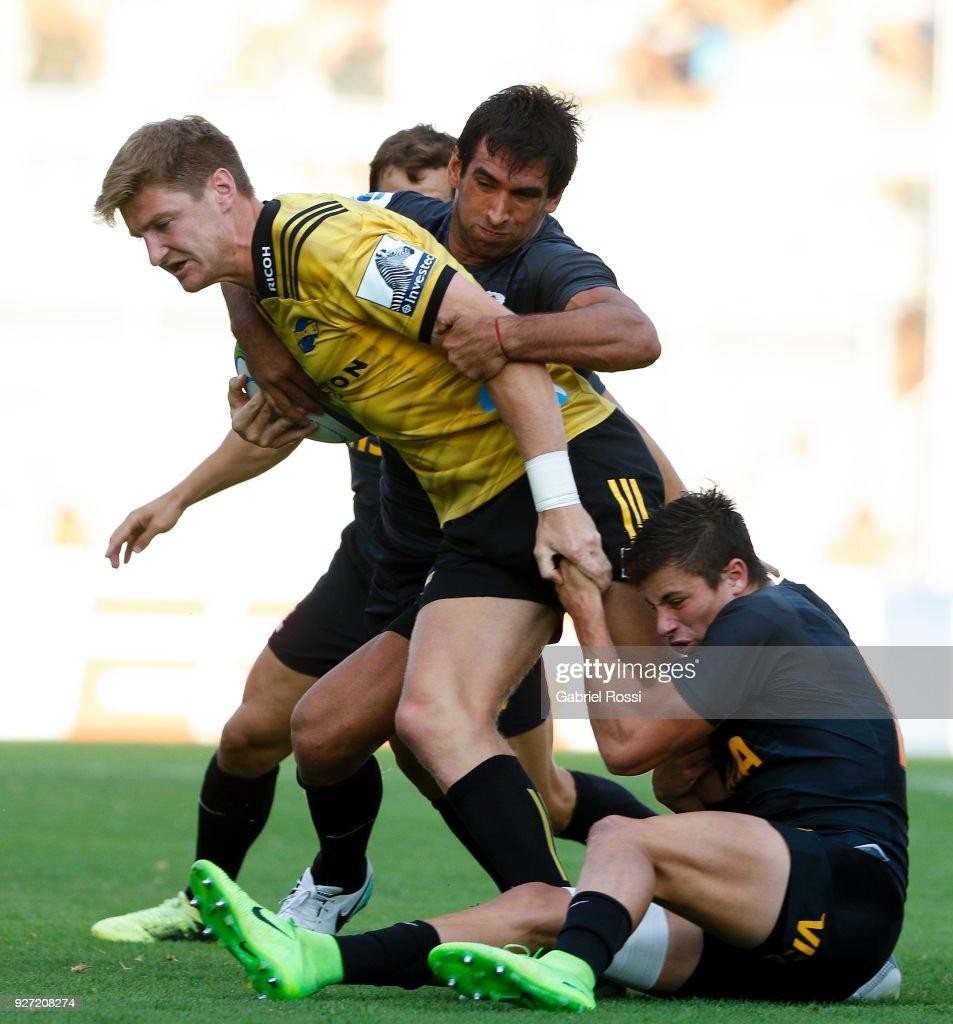 Jaguares v Hurricanes - Super Rugby