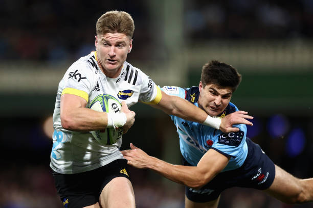 AUS: Super Rugby Trans-Tasman Rd 1 - Waratahs v Hurricanes
