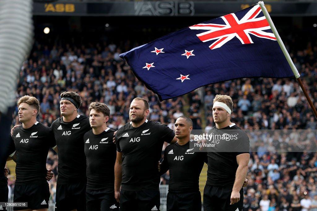 Bledisloe Cup Game 2 - New Zealand v Australia : ニュース写真