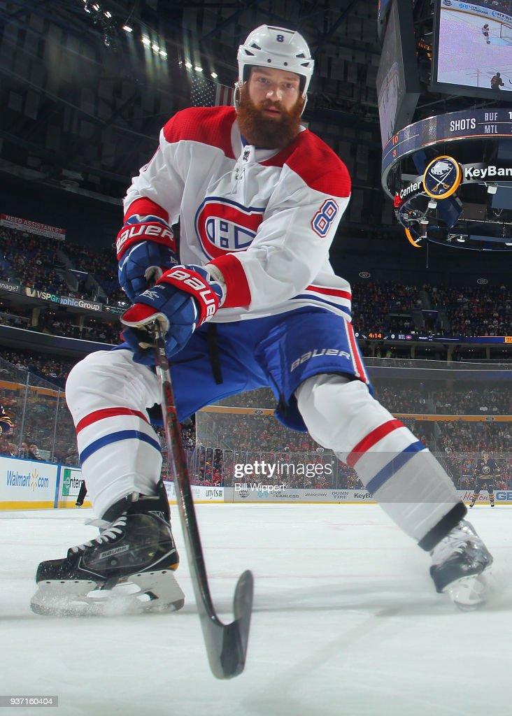Montreal Canadiens v Buffalo Sabres : News Photo