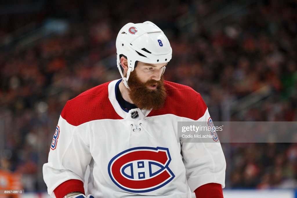 Montreal Canadiens v Edmonton Oilers : News Photo