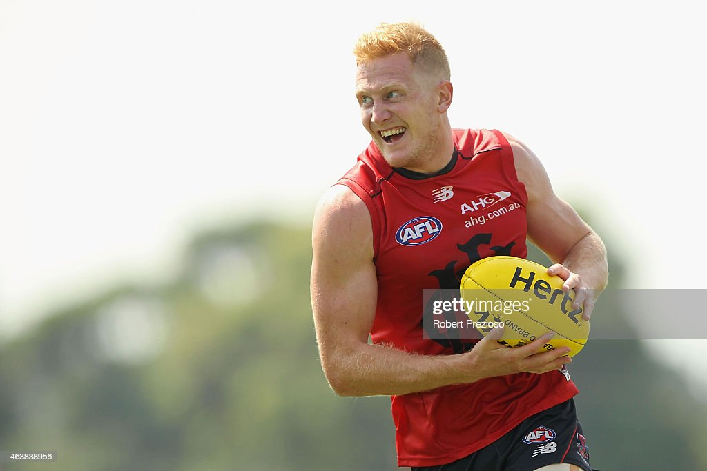 Melbourne Demons Intra-Club Session : News Photo