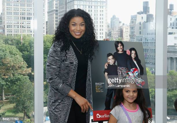 Jordin Sparks and Athena Giassakis team up with Burlington Stores and The Leukemia & Lymphoma Society to raise funds to fight blood cancers at...