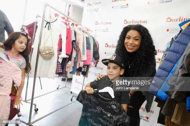 Jordin Sparks and Giovanni Toribio team up with Burlington Stores and The Leukemia & Lymphoma Society to raise funds to fight blood cancers at...