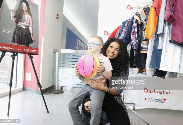 Jordin Sparks and Jackson Crandall team up with Burlington Stores and The Leukemia & Lymphoma Society to raise funds to fight blood cancers at...