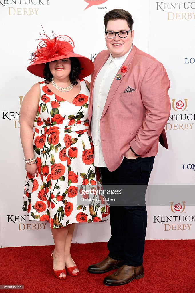 142nd Kentucky Derby - Arrivals : News Photo