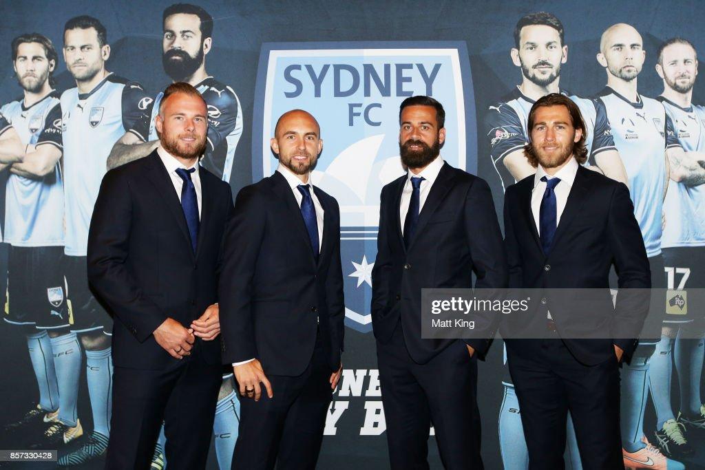 Sydney FC In Business Lunch & Season Launch
