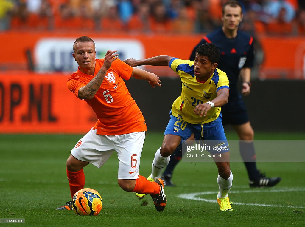 Netherlands v Ecuador - International Friendly : News Photo