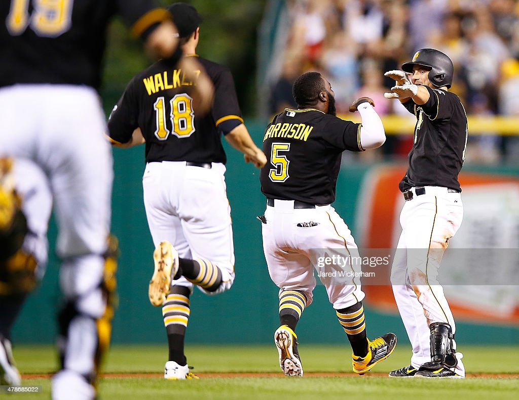 Atlanta Braves v Pittsburgh Pirates