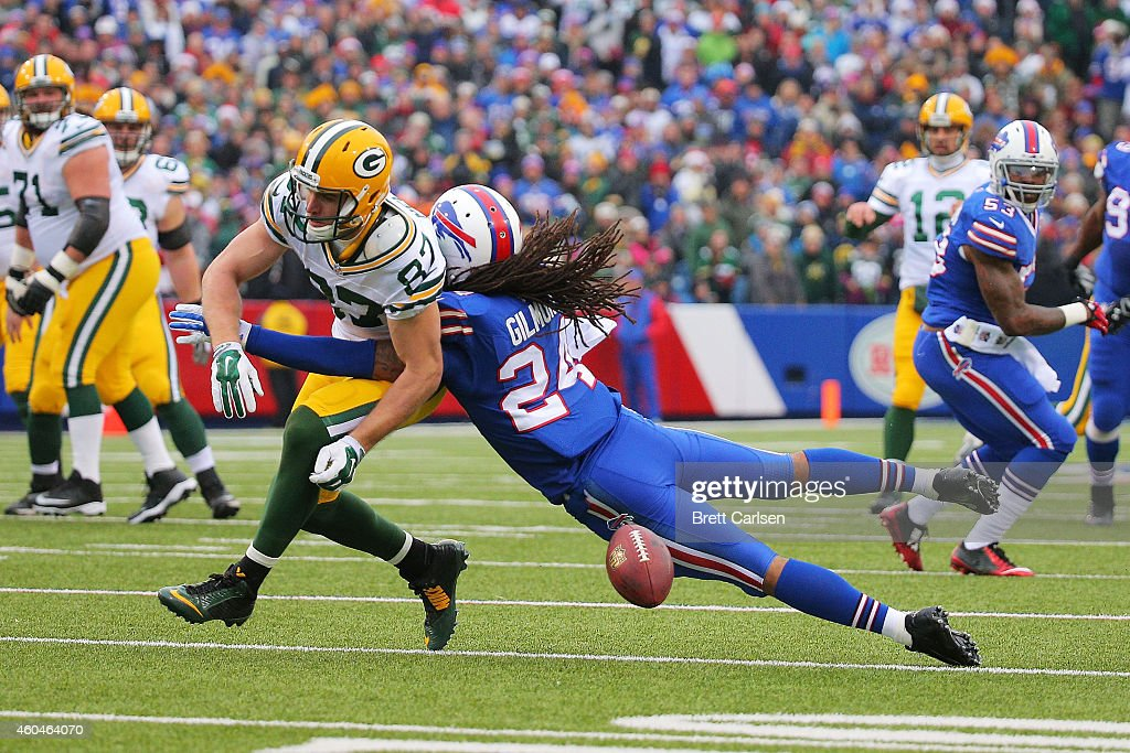 Green Bay Packers v Buffalo Bills
