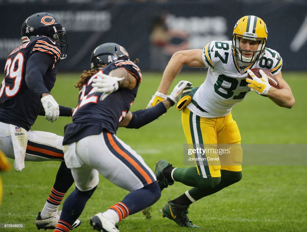 Green Bay Packers v Chicago Bears : News Photo